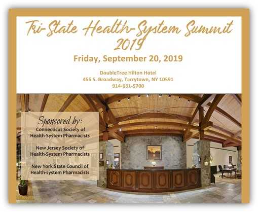 New Jersey Society of Health-System Pharmacists > Home